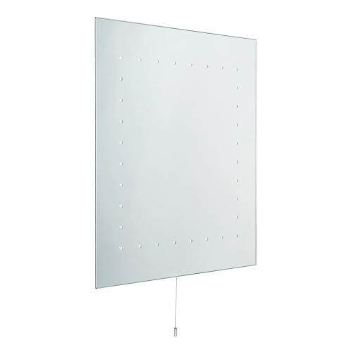 SAXBY - Светещо огледало  MAREH MIRROR IP44 5.12W SW DAYLIGHT WHITE13758  LED 60W, 6500K, 160LM