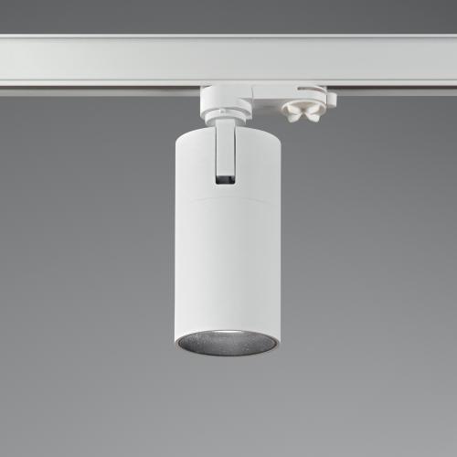 IDEAL LUX - LED прожектор за релсов монтаж QUICK 249643 15W CRI80, 3000K, 1-10V