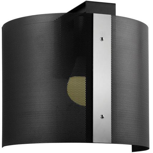 LIS LIGHTING - Аплик ETRO 5733K-H02  E27, 1x40W, H:22, D:24cm, черно