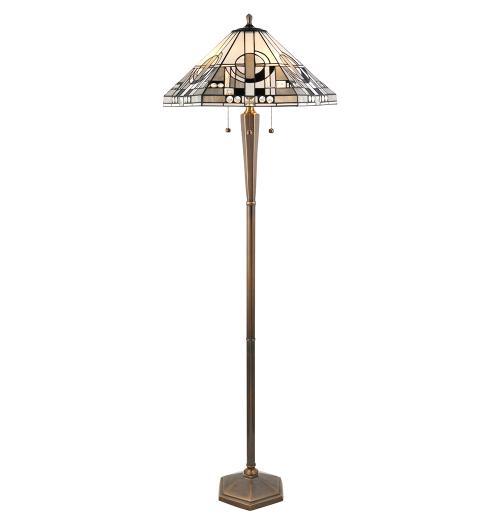 INTERIORS 1900 - Лампион  METROPOLITAN 70662 E27, 2x60W