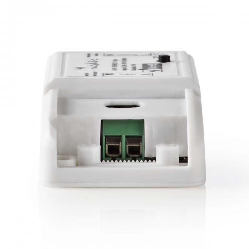 NEDIS - Wi-Fi Smart ключ/прекъсвач WIFIPS10WT NEDIS
