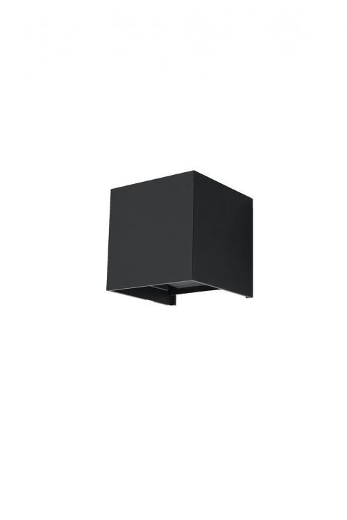 SOLLUX - Аплик   LUCA black LED IP 54 SL.0545