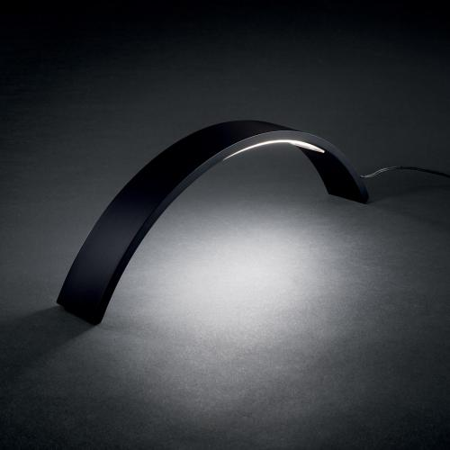 IDEAL LUX - Настолна лампа AIR TL24 NERO 207780