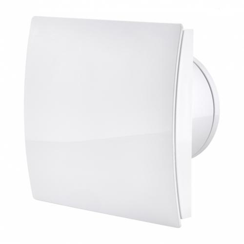 MMOTORS - Вентилатор за баня MM-P/01, ∅120 бял, овал