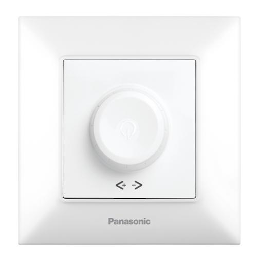PANASONIC - Димер RL 20-500W  Panasonic Arkedia Slim бял WNTC0528-2WH
