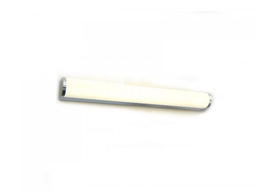 AZZARDO - LED Аплик влагозащетен IP44  PETRA 60 LIN-4003-60-CH / AZ2473