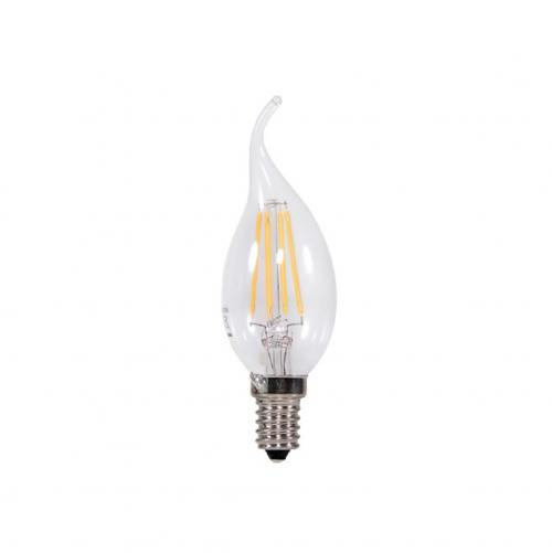 TNL - LED лампа FILAMENT E14 4W 360° C35 Flame