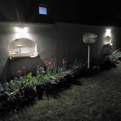 ULTRALUX - LSWL1540 LED соларна лампа за стена със сензор за движение 1.5W