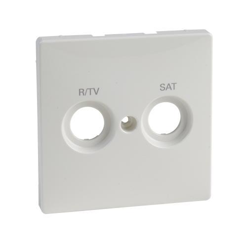 SCHNEIDER ELECTRIC - MTN299619 cover plate TV+SAT Antique
