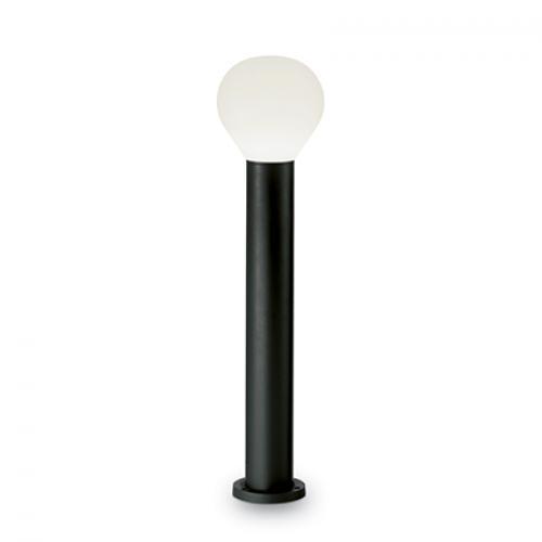 IDEAL LUX - Градински стълб CLIO PT1 Nero 135397