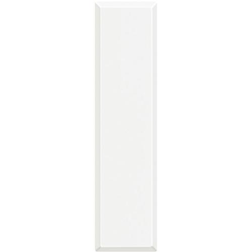 BTICINO - HD4949 Празен модул 1/2 модул Бяло