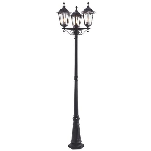 ENDON - градински фенер  BURFORD 76552 E27, 3x60W, ip44