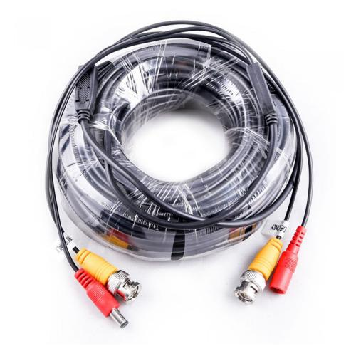 V-TAC - 18m. Video and Power Cable SKU: 8477 VT-5128