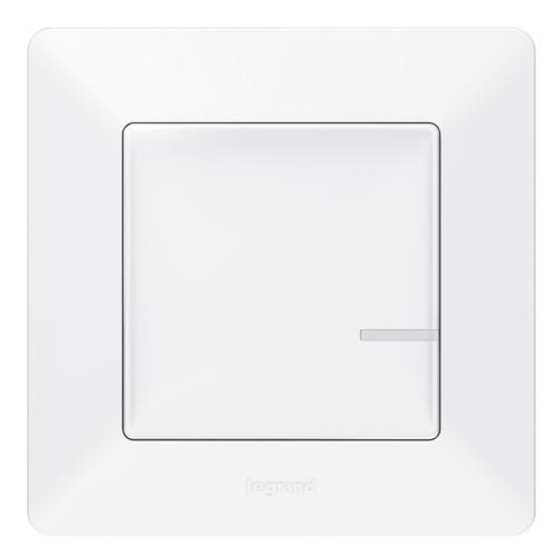 LEGRAND - Свързан ключ безжичен Netatmo 752185 Valena Life