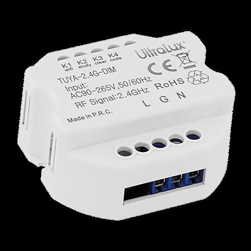 ULTRALUX - SSWF1Z Smart 2.4G RF WIFI Tuya контролер, 1 зона