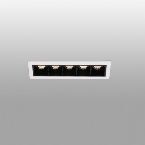 FARO - LED Луна за вграждане TROOP- 5 43702
