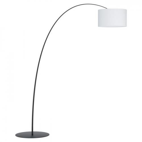 EGLO - Лампион ЛА 3хE27 черно/бяло 'LESQUERDE' 39637