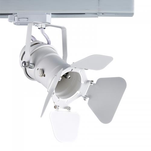 ACA LIGHTING - Релсов прожектор 244TLW4W