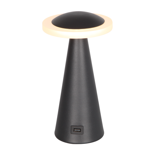 LUXERA - 26101 Настолна лампа TAPER LUXERA