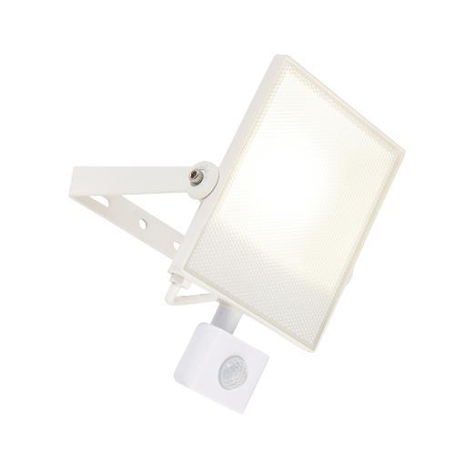 SAXBY - wall luminaire  SCIMITAR pir  73458 LED 30W, 2400LM, 4000K, IP65