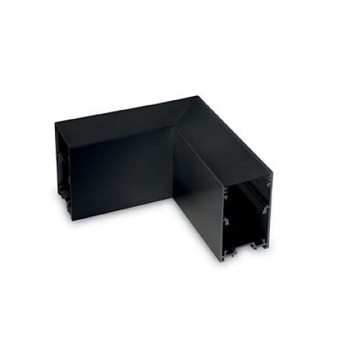 IDEAL LUX - LED линейно тяло FLUO CORNER BLINDED  191492 BLACK