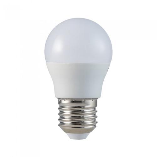 V-TAC - LED Bulb 5.5W E27 G45 4000K CRI 95+ SKU: 7492 VT-2216. 2700К-7491, 6400К-7493