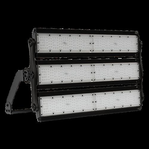 ULTRALUX - LSFV42050 LED прожектор за стадион 420W, 1-10V димиране, 5000K, 220-240V AC, IP66, Дифузер 30°