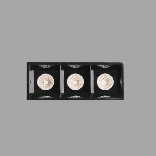 FARO - LED Луна за вграждане TROOP-3 Trimless 43705