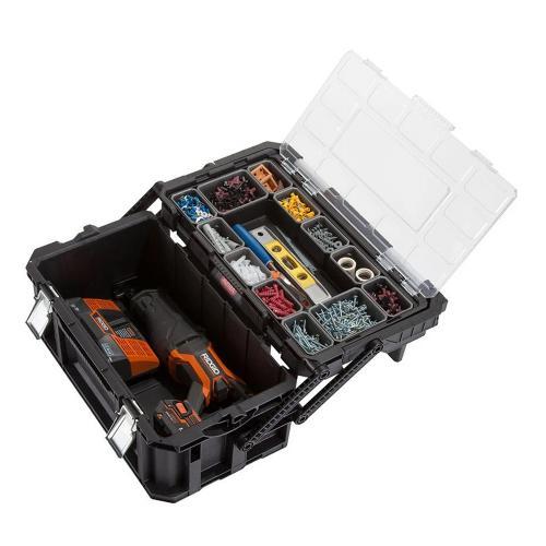 KETER - Куфар за инструменти с органайзер 22 Canti-connect system 17203104