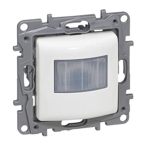 LEGRAND - 764582 Датчик за движение 0-50W LED 0-150VA всички трафове 0-400W 230V (изисква неутрала NILOE бялo