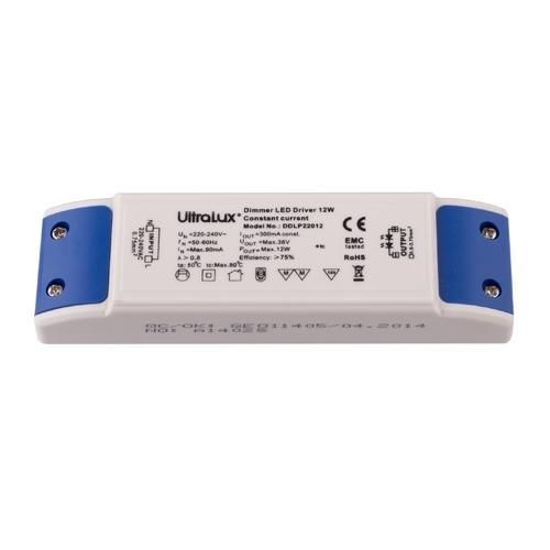 ULTRALUX - DLP2206 Недимиращ драйвер за LED панели ULTRALUX 6W