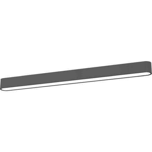 NOWODVORSKI - LED линейно тяло SOFT LED GRAPHITEE 90x6 9536