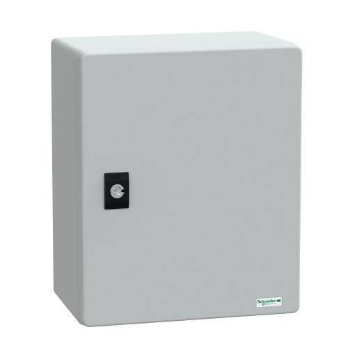 SCHNEIDER ELECTRIC - Полиестерно табло IP66 308x255x160mm БЕЗ плоча Thalassa PLM NSYPLM3025G