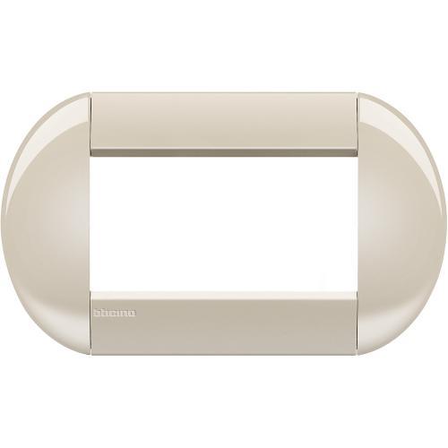 BTICINO - LNB4804CL Рамка 4М Colonial Classy елипсовидна Livinglight