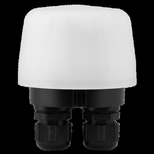 ULTRALUX - LCS15 Автоматичен фотоелектрически ключ за открит монтаж 15A, IP65