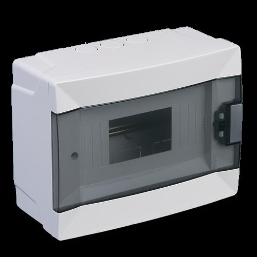 MAKEL - Табло за 8 броя автоматични прекъсвачи открит монтаж 63108