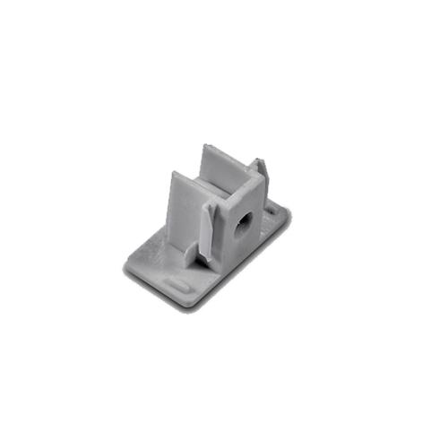 ACA LIGHTING - Крайна капачка за монофазна шина сива  2WTEG