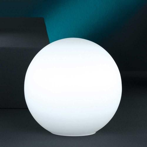 Fischer And Honsel - table luminaire   KUGEL OPAL 58451  D20