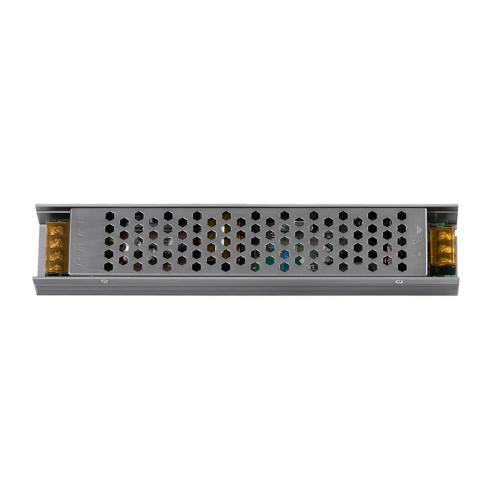 ULTRALUX - ZBLJ12100 Захранване за LED лента, неводоустойчивo, слим 100W, 12V DC