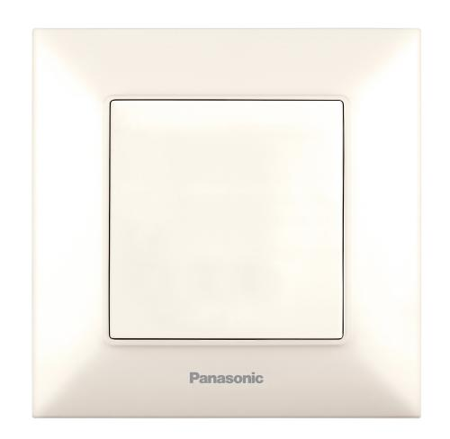 PANASONIC - Празен модул Panasonic Arkedia Slim крем WNTC0701-2BG