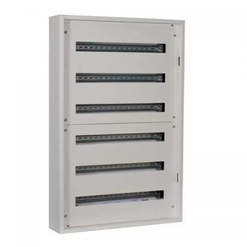 LEGRAND - 337216  XL³ S 160 табло за външен монтаж 6x36 модула на ред -216 модула - 1040x810x135 mm