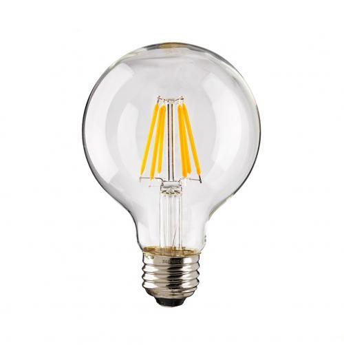 TNL - LED лампа FILAMENT E27 4W 2700K 360° G80