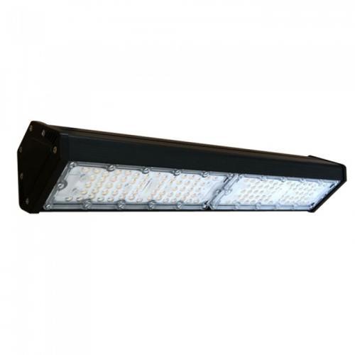 V-TAC PRO - 100W LED Линеен Индустриален Осветител SAMSUNG ЧИП Неутрална Светлина SKU: 589 VT-9109 и SKU: 590 6000K