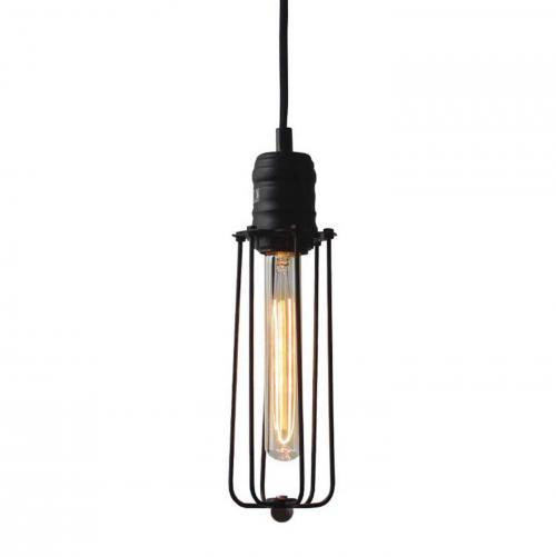 ACA LIGHTING - Пендел KS1342P81BK 1XE27