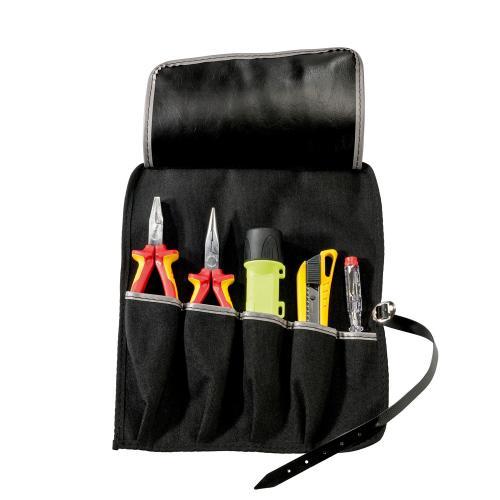 PARAT - 5530000060 Калъф за навиване BASIC Roll-Up Case 5 инструмента