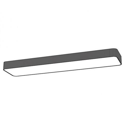 NOWODVORSKI - LED линейно тяло SOFT LED GRAPHITEE 60x20 9532