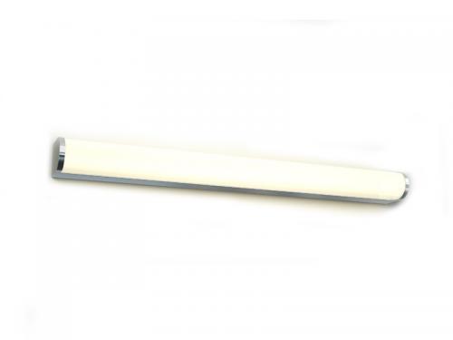 AZZARDO - LED Аплик влагозащетен IP44  PETRA 120 LIN-4003-120-CH / AZ2471