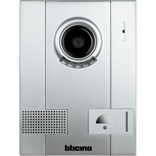 BTICINO - 322020 Входен видеодомофонен панел цветен открит монтаж към сис-ма еднофамилна D45