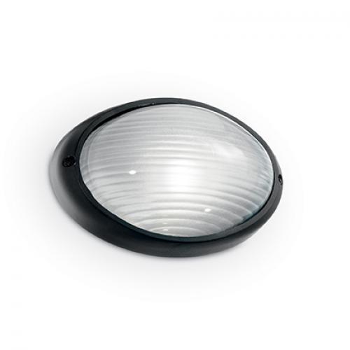 IDEAL LUX - Аплик MIKE AP1 BIG Nero 061801