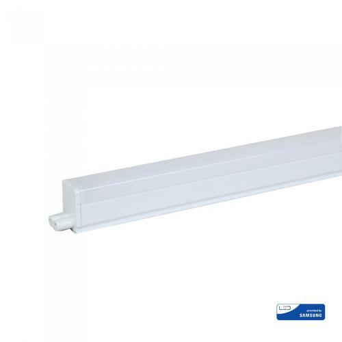V-TAC PRO - T5 4W 30см LED Тяло SAMSUNG ЧИП 4000K SKU: 690 VT-035, 3000K-689, 6000K-691